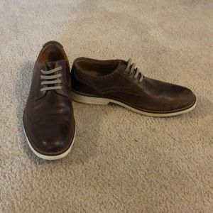 Brown Docker's men's shoes size 10